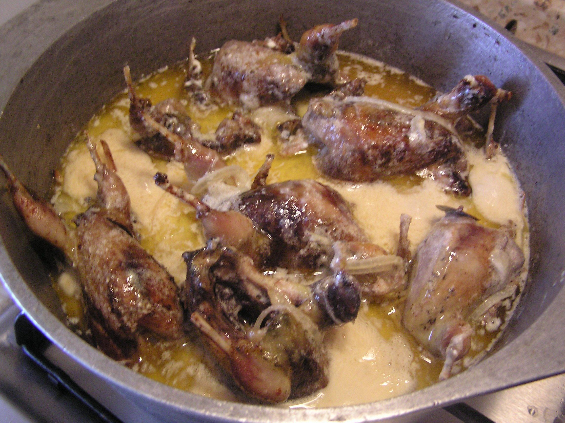 Как приготовить перепелок пошагово