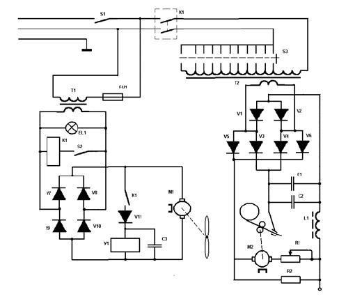 принципиальные схемы сварочных полуавтоматов