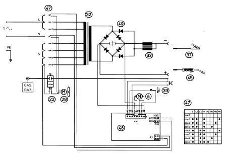схема рулевые наконечники ваз