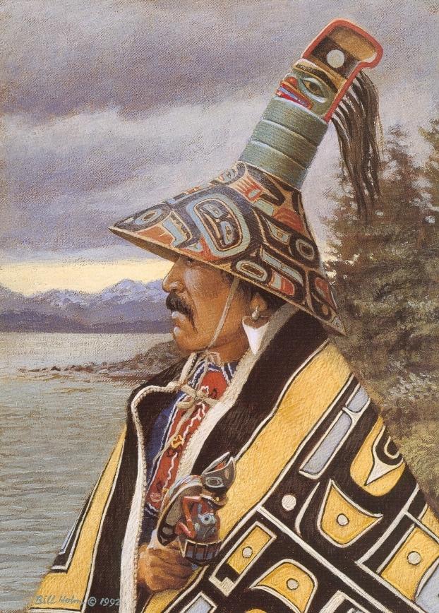 The Inviter, 1992, Tlingit
