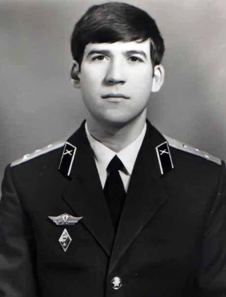 Савицкий Николай Николаевич 1985 год
